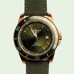 Go Forest Rodania - We're running out of time - Limited Edition Watch