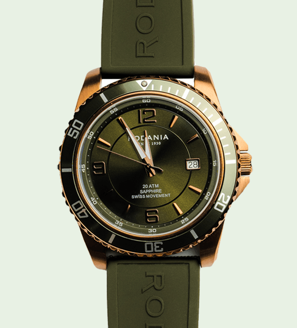 Go Forest Rodania Limited Edition Watch